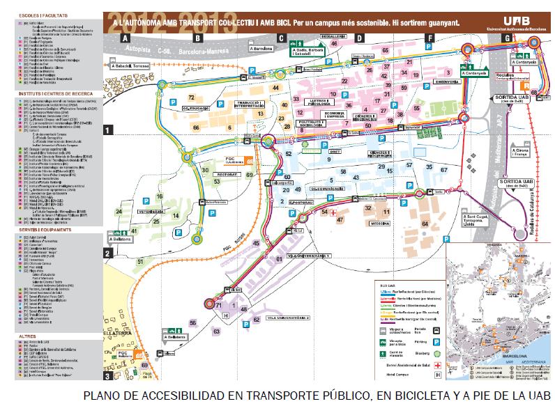Universidad Autonoma De Barcelona Istas