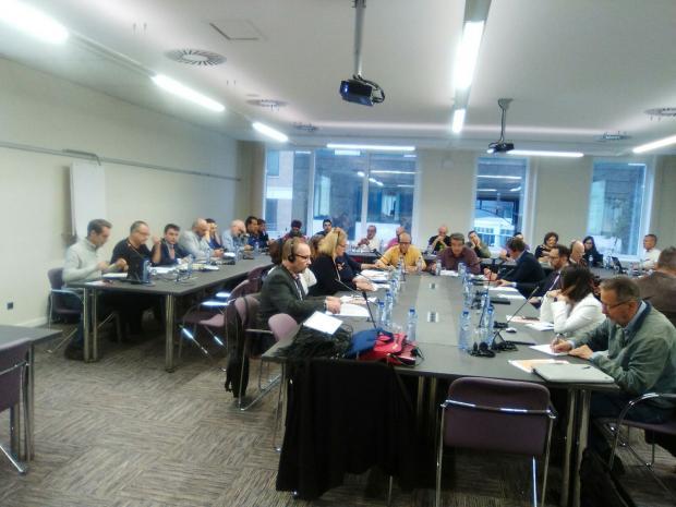Agust�n Mart�n: �La responsabilidad social empresarial es un pilar central de la acci�n sindical�