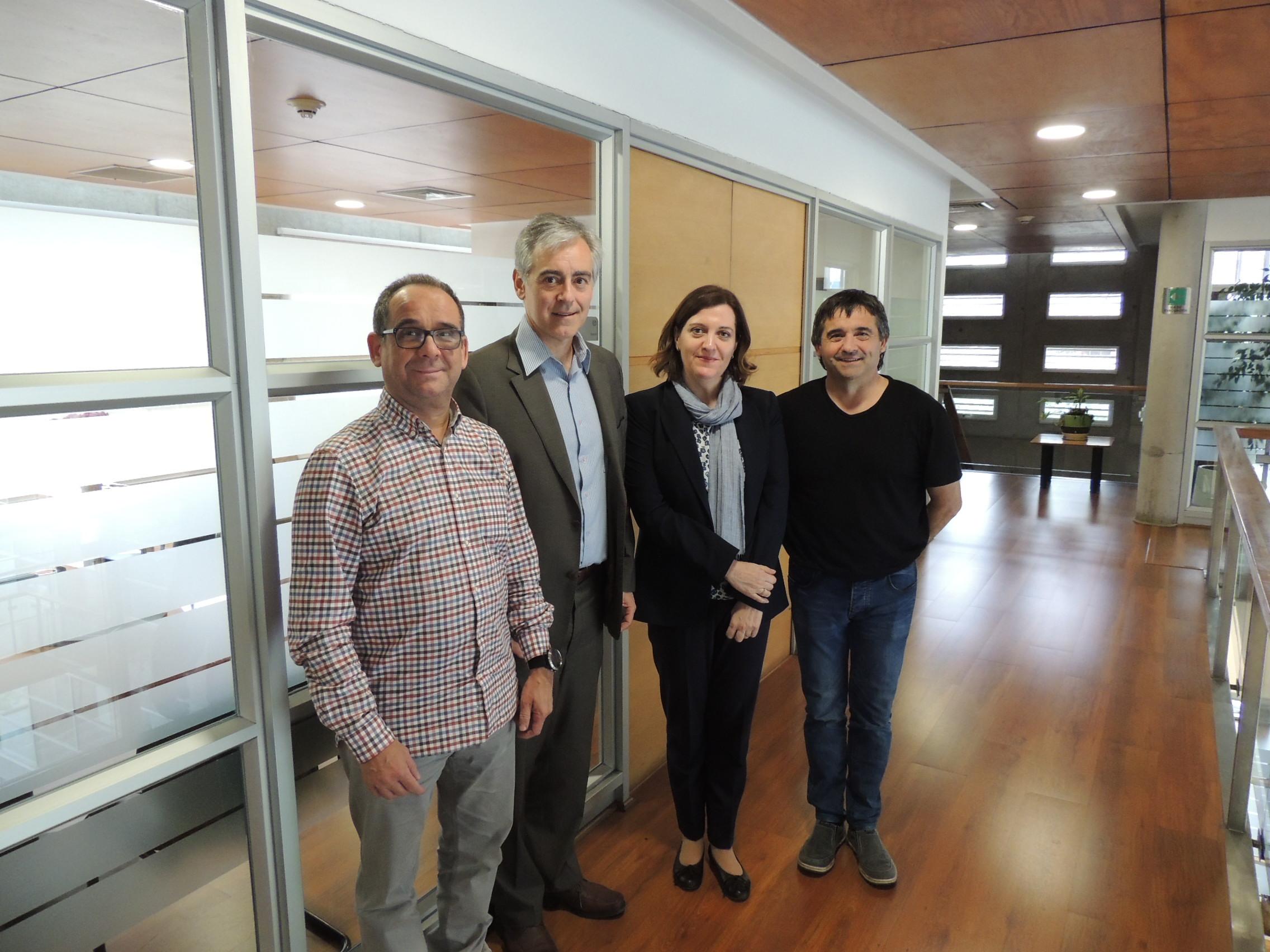 ISTAS firma un convenio de colaboración con la Oficina de la OIT para el Cono Sur de América Latina