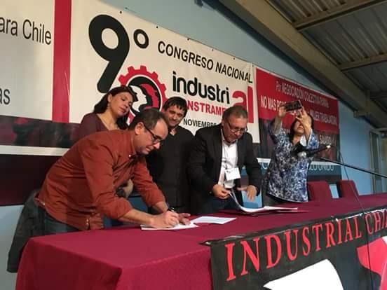 La fundación Instituto de Estudios Laborales (FIEL) e ISTAS firman un convenio marco de colaboración