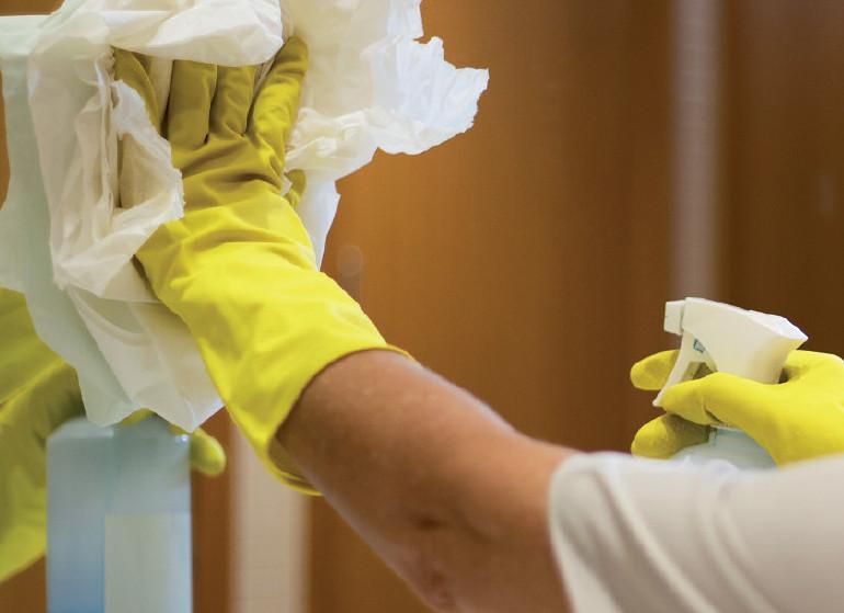 ISTAS publica un díptico y una video-cápsula sobre prevención de riesgos psicosociales en el sector de la limpieza de edificios y locales