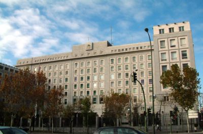 Ministerio de Defensa, Madrid