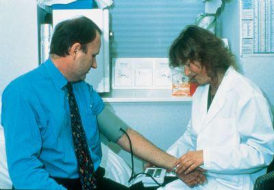Salud médico paciente enfermedad