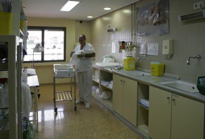 Personal sanitario hospital