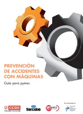 Prevenci�n de accidentes con m�quinas
