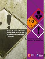 Publicación ISTAS: Nuevo Reglamento sobre clasificación, etiquetado y envasado de sustancias y mezclas. Guía para asesoras y asesores de prevención