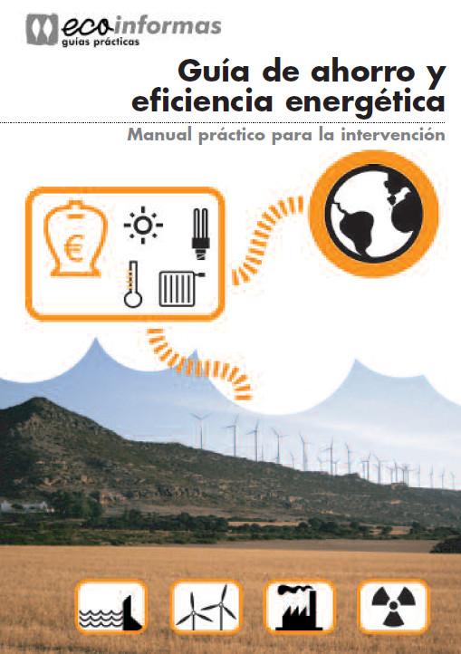Publicación ISTAS: Guía de ahorro y eficiencia energética. Manual práctico para la intervención.