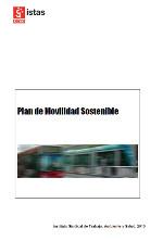 Publicación ISTAS: Esquema para la elaboración de un Plan de Movilidad Sostenible a los centros de trabajo. 2010.