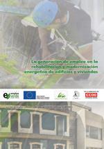 Publicación ISTAS: La generación de empleo en la rehabilitación y modernización energética de edificios y viviendas.