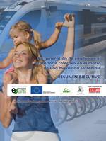 Publicación ISTAS: Estudio La generación de empleo en el transporte colectivo en el marco de una movilidad sostenible (Resumen ejecutivo) Enero 2011.