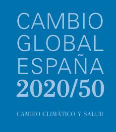 Publicación ISTAS: Cambio Global España 2020/2050. Cambio Climático y Salud.