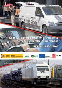 Publicación ISTAS: La generación de empleo en el transporte terrestre sostenible de mercancías. Resumen ejecutivo.