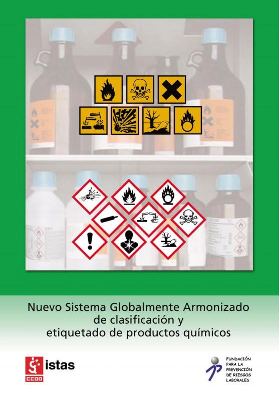 Publicación ISTAS: Nuevo sistema globalmente armonizado de clasificación y etiquetado de productos químicos.