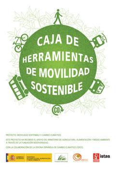 Publicación ISTAS: Caja de herramientas de movilidad sostenible.