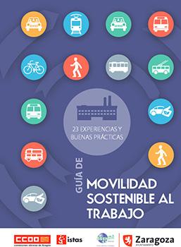 Publicación ISTAS: Guía de buenas prácticas en movilidad sostenible al trabajo. Abril 2016.