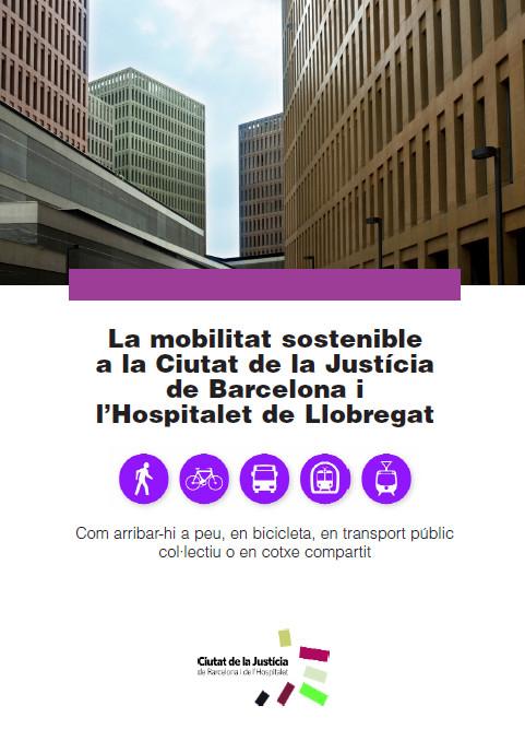 Publicación ISTAS: La mobilitat sostenible a la Ciutat de la Justícia de Barcelona i l'Hospitalet de Llobregat.