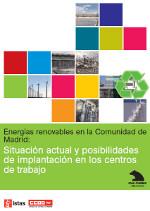 Publicación ISTAS: Energías renovables en la Comunidad de Madrid. Situación actual y posibilidades de implantación en los centros de trabajo