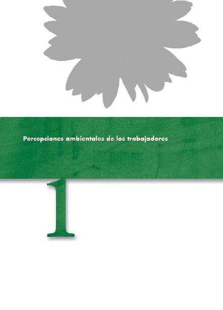 Publicación ISTAS: Percepciones ambientales de los trabajadores.