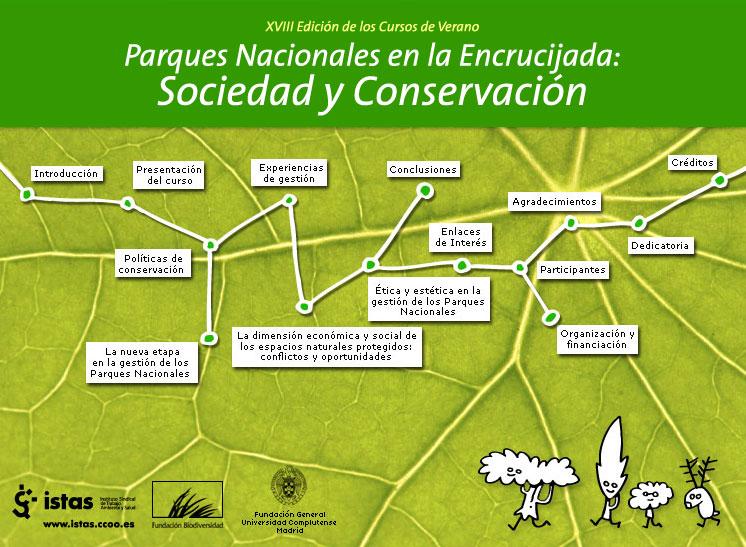 Publicación ISTAS: Parques Nacionales en la Encrucijada: Sociedad y Conservación.